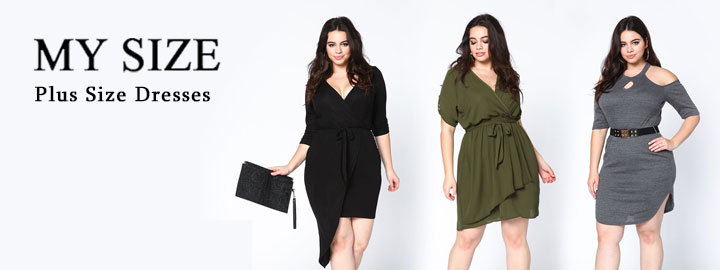 Guide on How to Buy Women\'s Plus Size Dresses Online ...
